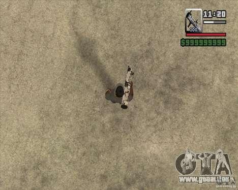 Verbesserte RPG-18 für GTA San Andreas dritten Screenshot