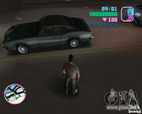Neue Sabre für GTA Vice City linke Ansicht