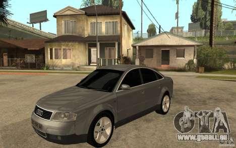 Audi A6 3.0i 1999 für GTA San Andreas
