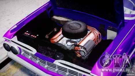 Chevrolet Impala 1959 für GTA 4 rechte Ansicht