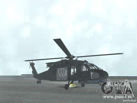 L'hélicoptère du CoD 4 MW pour GTA San Andreas