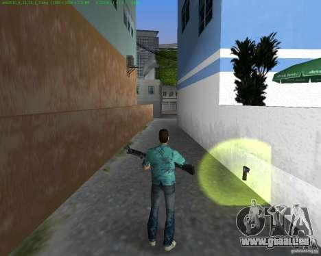 Die neue M-60 für GTA Vice City dritte Screenshot