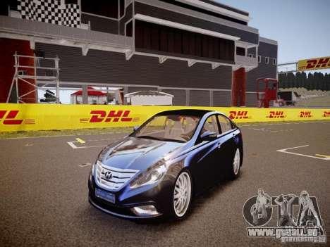 Hyundai Sonata 2011 pour GTA 4