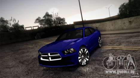 Dodge Charger SRT8 2012 für GTA San Andreas rechten Ansicht