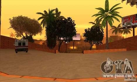Le nouvel hôpital de HP pour GTA San Andreas sixième écran