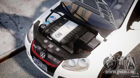 Volkswagen Golf 5 GTI pour GTA 4 est un droit