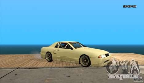 Elegy Drift Style pour GTA San Andreas