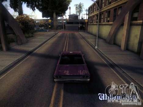 SA DirectX 1.1 Beta für GTA San Andreas dritten Screenshot