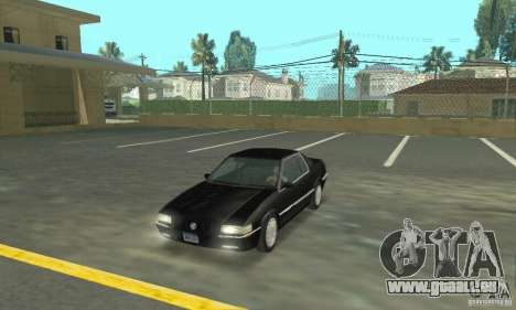Cadillac Eldorado 1996 pour GTA San Andreas