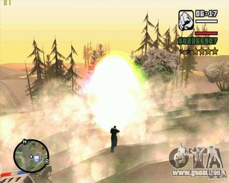 Masterspark pour GTA San Andreas quatrième écran