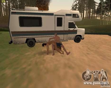 Partei auf die Natur für GTA San Andreas zwölften Screenshot