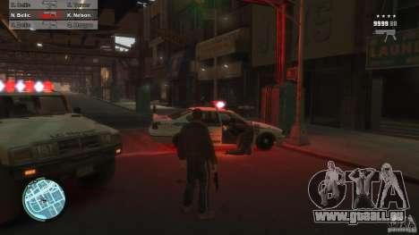 First Person Shooter Mod pour GTA 4 quatrième écran