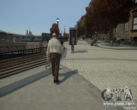 iCEnhancer 2.0 pour GTA 4 dixièmes d'écran