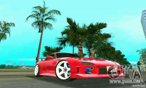 Mazda RX7 Charge-Speed für GTA Vice City linke Ansicht