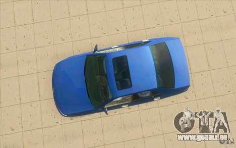 Peugeot 406 1.9 HDi pour GTA San Andreas vue de droite