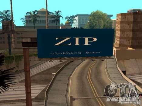 New SkatePark für GTA San Andreas siebten Screenshot