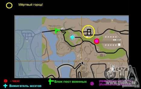 Chernobyl v. 1 für GTA San Andreas fünften Screenshot
