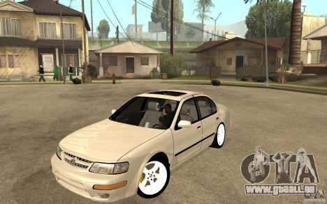Nissan Maxima 1998 pour GTA San Andreas