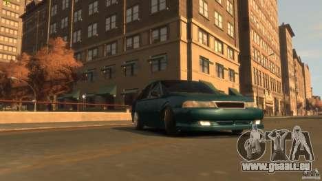 Daewoo Nexia Tuning pour GTA 4