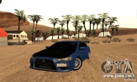 New Drift Zone für GTA San Andreas zehnten Screenshot