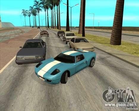 MOD de Jyrki pour GTA San Andreas troisième écran