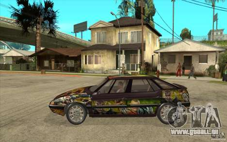 Citroen XM Custom für GTA San Andreas linke Ansicht