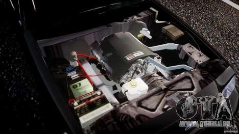 Ford Crown Victoria 2003 v2 FBI für GTA 4 obere Ansicht