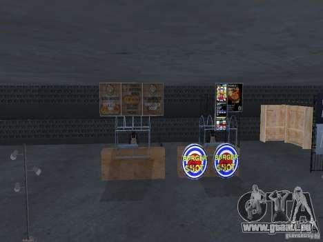 La Villa De La Noche v 1.1 pour GTA San Andreas cinquième écran