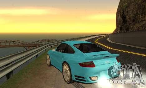 Color Correction pour GTA San Andreas deuxième écran