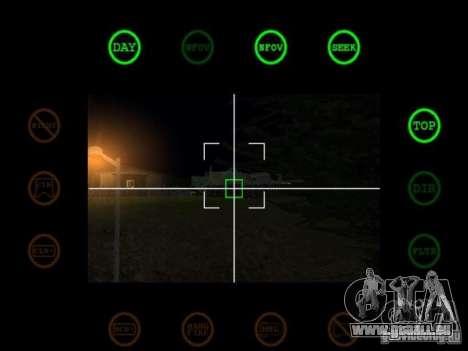 javelin and stinger mod für GTA San Andreas dritten Screenshot