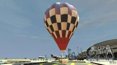 Balloon Tours option 2 pour GTA 4