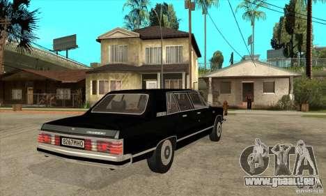 GAZ 14 Tschaika für GTA San Andreas rechten Ansicht