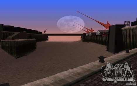 ENBSeries pour v2 de 128 à 512 Mo carte vidéo pour GTA San Andreas troisième écran