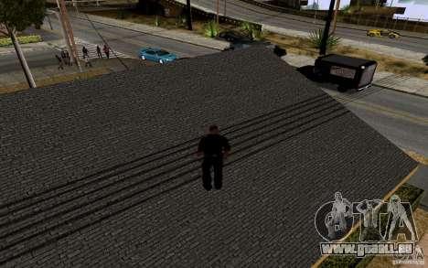 Nouveau Robot de grande maison pour GTA San Andreas dixième écran