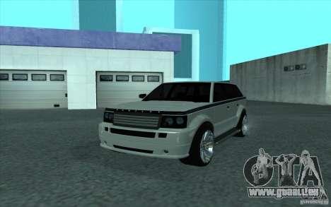 Huntley von GTA 4 für GTA San Andreas
