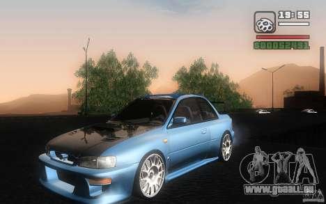 Subaru Impreza 22B für GTA San Andreas