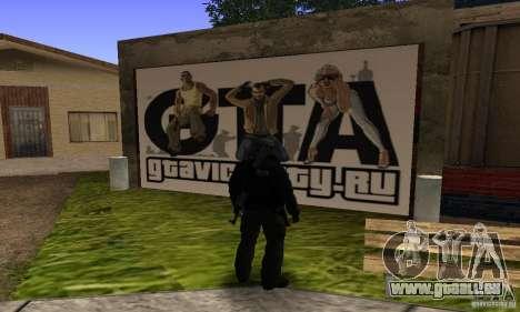 Grove Street v1.0 pour GTA San Andreas troisième écran