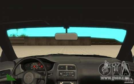 Nissan Silvia S14 pour GTA San Andreas vue arrière