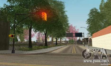 Green Piece v1.0 für GTA San Andreas zweiten Screenshot