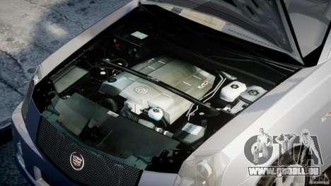 Cadillac CTS-V für GTA 4 rechte Ansicht