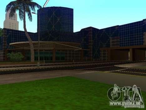 Immeuble neuf dans LS pour GTA San Andreas