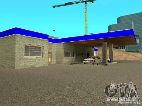 Garage in San Fierro für GTA San Andreas