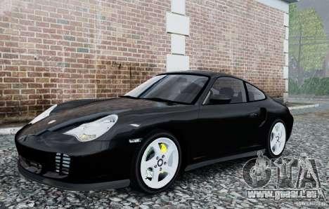 Porsche 911 Turbo S pour GTA 4 est une gauche