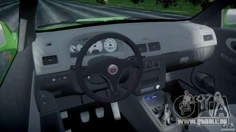 Subaru Impreza 22b 1998 (final) pour GTA 4 est un droit