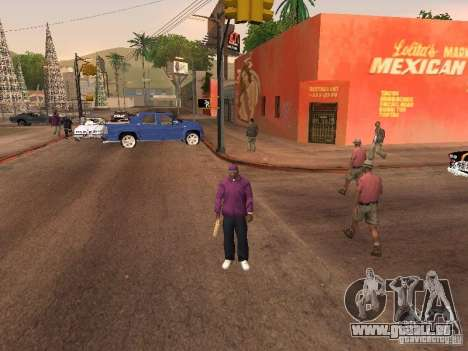 Ballas 4 Life für GTA San Andreas neunten Screenshot