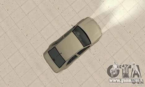 Volkswagen Bora Stock für GTA San Andreas rechten Ansicht