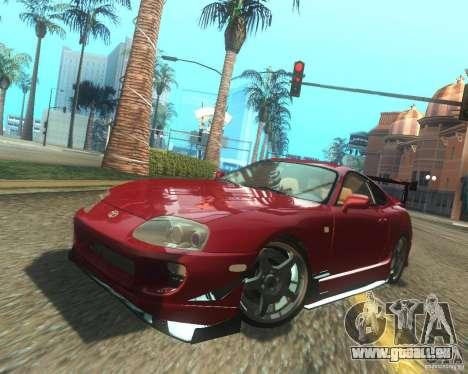 Toyota Supra Light Tuned pour GTA San Andreas