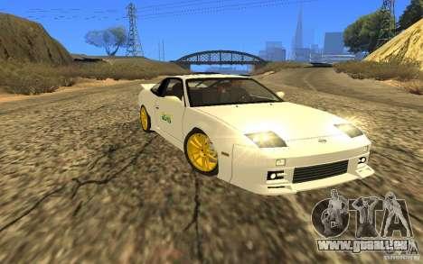 Nissan 240SX X1800 für GTA San Andreas