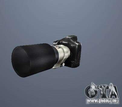 Pak hautes armes polygonales pour GTA San Andreas sixième écran