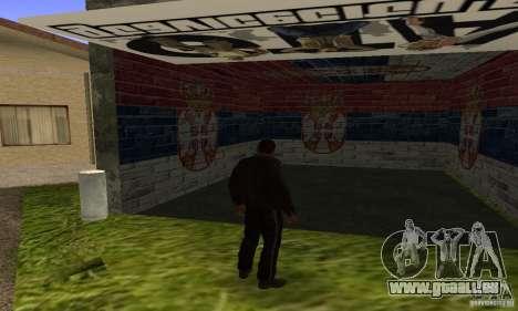 Grove street Final pour GTA San Andreas quatrième écran